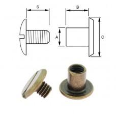 Винтовое соединение 4 мм